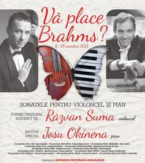 Turneul 'Va place... Brahms'