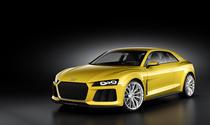 Conceptul Audi Sport quattro