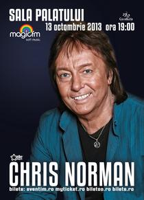 Cris Norman