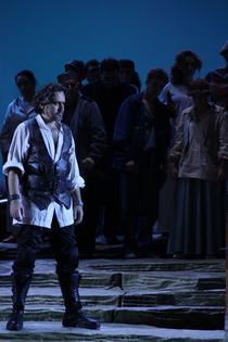 Marius Vlad Budoiu in rolul Otello