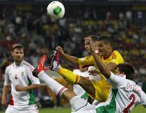 Fotogalerie: Romania vs Ungaria