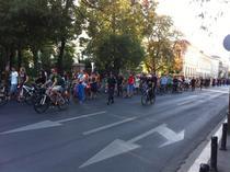 Bike walk pentru Rosia Montana
