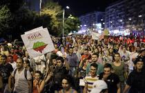Proteste in Bucuresti
