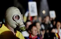 Fotogalerie: Proteste in Piata Universitatii, ziua 9