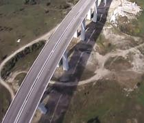 Viaductul de la Aciliu (octombrie 2013)