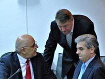 Arafat, Nicolaescu si Iohannis