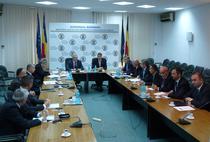 Sedinta pentru dscentralizare