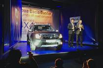 Lansare Dacia Duster in Romania