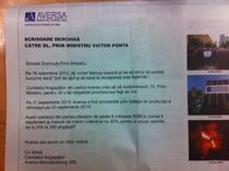 Reclama Aversa in ZF