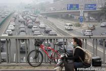 Poluarea atmosferica, o problema grava in China