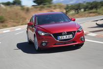 Test Drive cu noua Mazda3
