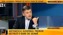 Crin Antonescu la B1 TV
