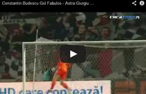 Budescu, gol fabulos contra lui Dinamo