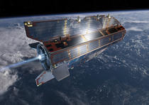 Satelitul GOCE pe orbita