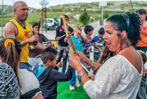 Programe culturale pentru copiii romi in Spania