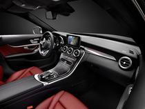 Interior noul Mercedes-Benz Clasa C