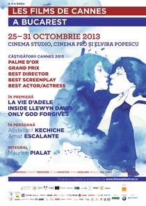 Les Films de Cannes a Bucarest 2013