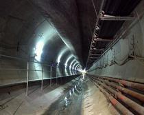 Primul tunel al metroului din Drumul Taberei