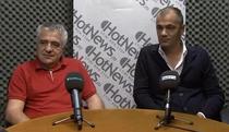 Dr. Gabriel Gogescu si dr. Radu Ionescu, in studioul HotNews.ro:MedLive