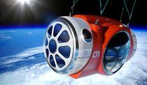 Capsula World View a fost proiectata sa se ridice la 30 kilometri