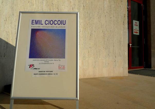 Expozitie Retrospectiva: Ion Ciocoiu