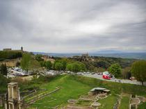 Vedere panoramica de pe acropole