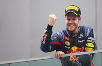 Sebastian Vettel - inca o data campion mondial