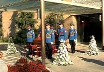 Jovanka Broz, inmormantata cu onoruri militare
