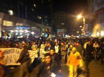FOTOGALERIE A 9-a duminica de miting anti-Rosia Montana