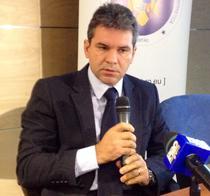 Virgil Spiridon, sef serviciu combatere criminalitate informatica in IGPR