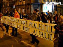 Protest in Bucuresti - Duminica numarul 6