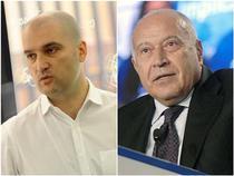 Sorin Alexandrescu si Dan Voiculescu