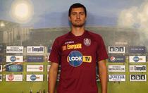 Gabi Tamas, in tricoul CFR-ului