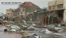 Urmarile taifunului Haiyan in Filipine