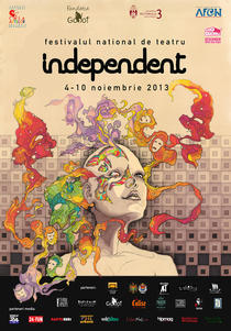 Festivalul National de Teatru INDEPENDENT, la final