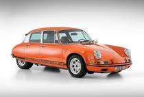 Citroen DS Porsche 911