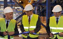 Premierul Ponta, mare amator de inaugurari de investitii private, a iritat mediul de business