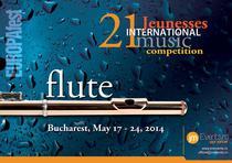"""Jeunesses International Music Competition """"Dinu Lipatti"""" 2014"""