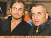 Marcel Pavaleanu si Razvan Alexe