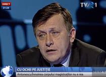 Crin Antonescu la TVR1
