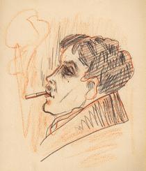 Portret de barbat, de Cezar Petrescu