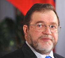 Ambasadorul Rusiei la Bucuresti, Oleg Malginov