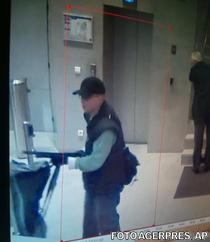Barbatul cautat de politia franceza pentru atacul din sediul Liberation