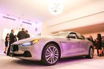 Lansare Maserati Ghibli