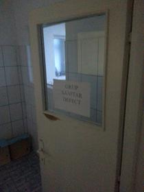 Toaleta de salon