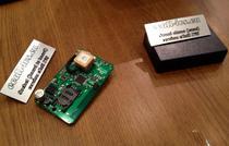 Dispozitiv eCall pentru masini, prototip