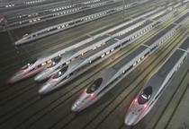 Noile trenuri chinezesti