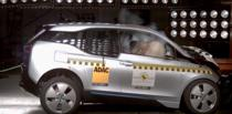 BMW i3 la Euro NCAP