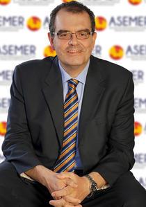 Carlos Sanz, presidente de ASEMER