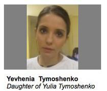 Fiica Iuliei Timosenko